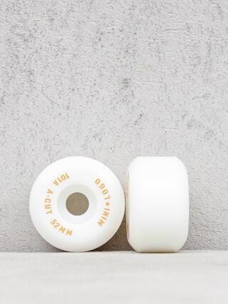 Kółka Minilogo A Cut 2 (white)