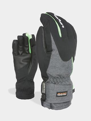 Rękawice Level Alpine (black grey)