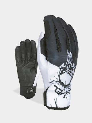 Rękawice Level Pro Rider (ninja black)