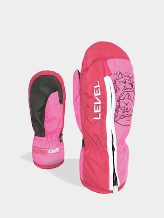 Ru0119kawice Level Dudy Mitt (pink)