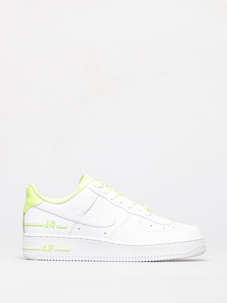 Buty Nike Air Force 1 07 (white/white barely volt)