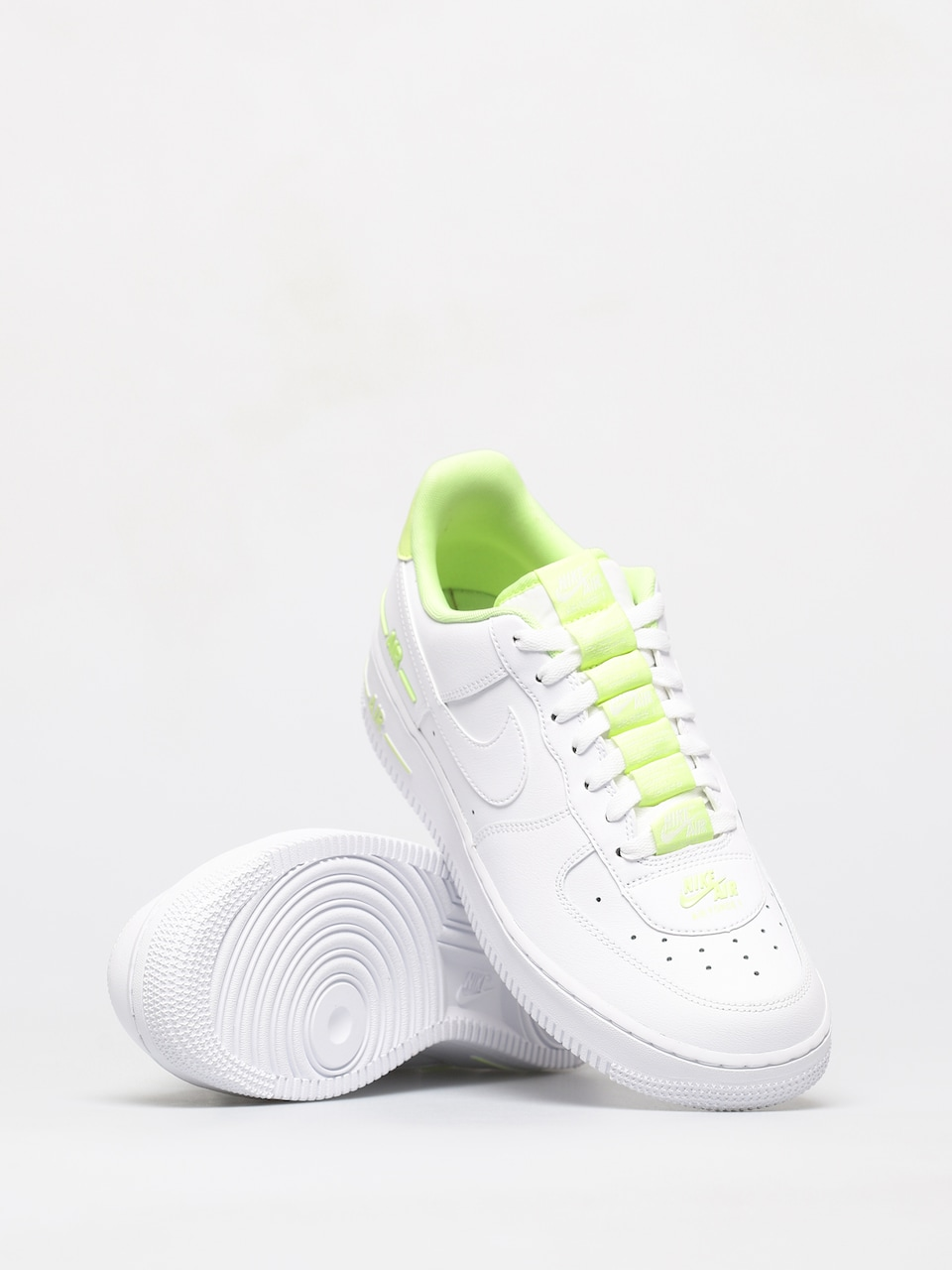 Buty Nike Air Force 1 07 (whitewhite barely volt)