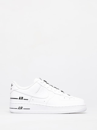 Buty Nike Air Force 1 07 (white/white black)