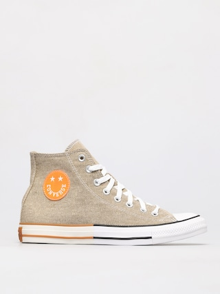 Trampki Converse Chuck Taylor All Star Hi (khaki/total orange/white)