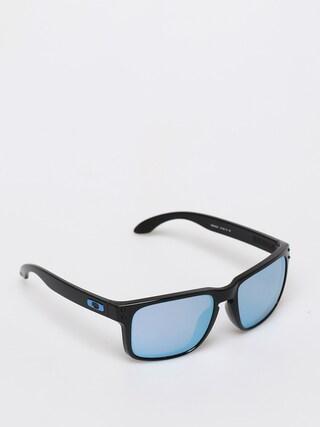 Okulary przeciwsu0142oneczne Oakley Holbrook (polished black/prizm deep h2o polarized)