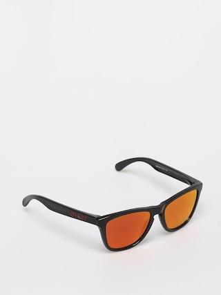 Okulary przeciwsu0142oneczne Oakley Frogskins (black ink/prizm ruby)