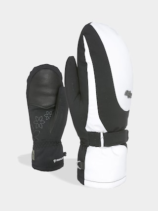 Ru0119kawice Level Bliss Venus Mitt Wmn (black white)