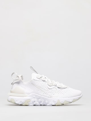 Buty Nike React Vision (white/lt smoke grey white lt smoke grey)