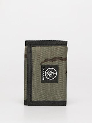 Portfel Volcom Box Stone (army green combo)