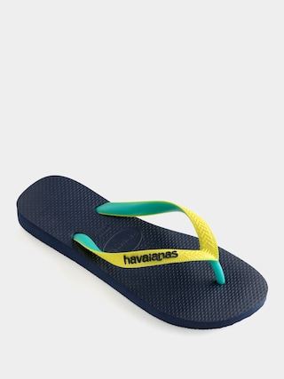Japonki Havaianas Hav Top Mix Wmn (navy/neon yellow)