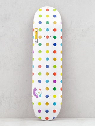 Deck Enjoi Dots Hybrid (white)