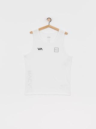 Koszulka RVCA Rvca Lane (white)