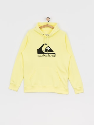 Bluza z kapturem Quiksilver Comp Logo Screen HD (charlock)