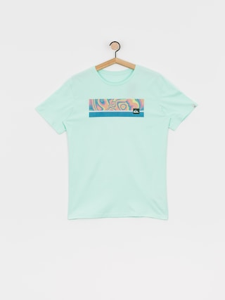 T-shirt Quiksilver Jam It (beach glass)