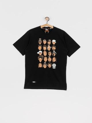 T-shirt MassDnm Old School (black)