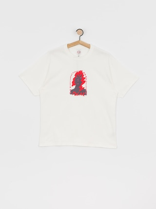T-shirt Polar Skate Elvira (cloud white)
