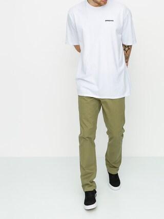 Spodnie Volcom Frickin Slim Chino (mossstone)