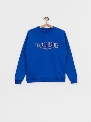 Bluza Local Heroes Lh 2013 Wmn (blue)