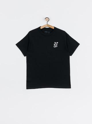 T-shirt Brixton Motion Stt (black)