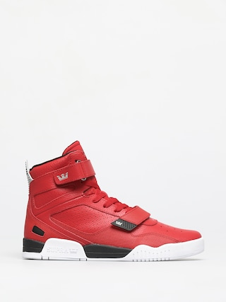 Buty Supra Breaker (red black/white)