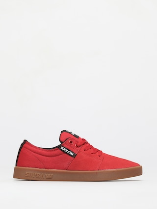 Buty Supra Stacks II (red gum)