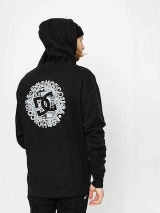 Bluza z kapturem DC Wes Kremer Seal Logo HD (black)