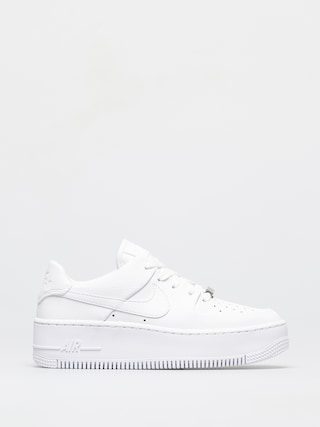 Buty Nike Air Force 1 Sage Low Wmn (white/white white)