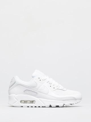Buty Nike Air Max 90 Wmn (white/white white wolf grey)