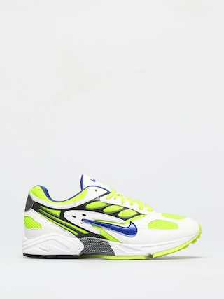 Buty Nike Air Ghost Racer (white/hyper blue neon yellow black)