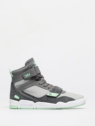 Buty Supra Breaker (grey/mint white)