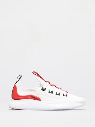 Buty Supra Factor (white/red white)