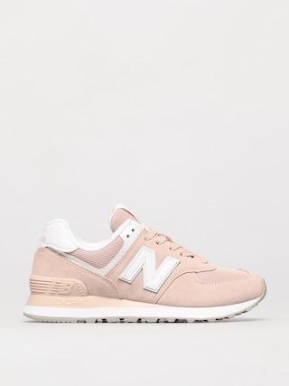 Buty New Balance 574 Wmn (pink white)