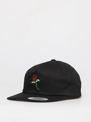 Czapka z daszkiem Etnies Rose Snapback ZD (black)