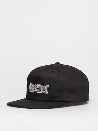 Czapka z daszkiem Brixton Edison ZD (black)