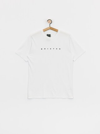 T-shirt Brixton Cantor Stt (white)