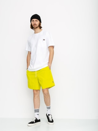 Szorty HUF Dwr Fuck It Easy (hot lime)