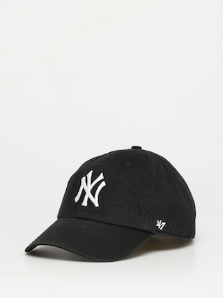 Czapka z daszkiem 47 Brand New York Yankees ZD (washed black)