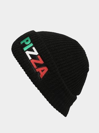 Czapka zimowa Pizza Skateboards Tri Logo (black)