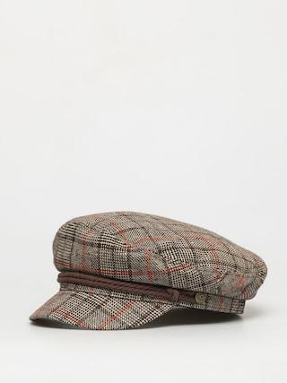 Kaszkiet Brixton Fiddler Cap (dark brown)
