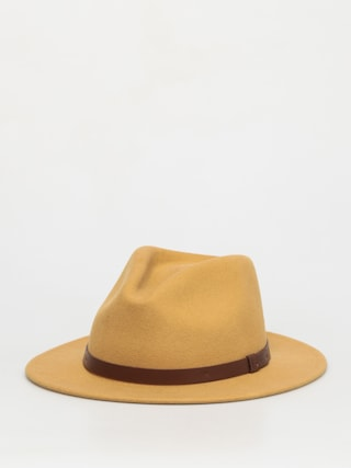 Kapelusz Brixton Messer Fedora (honey)