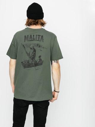 T-shirt Malita Reaper (olive)