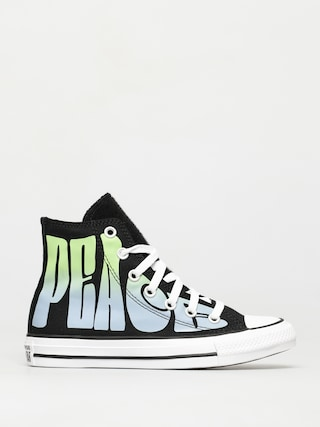 Trampki Converse Chuck Taylor All Star Hi (black/lemongrass/white)