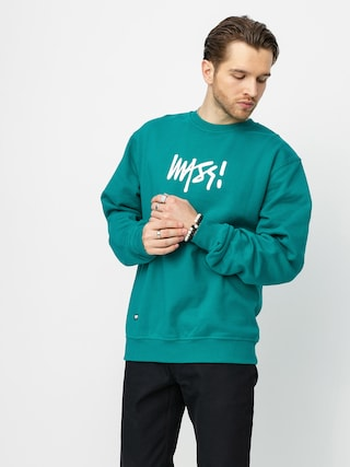 Bluza MassDnm Signature Medium Logo (mint)