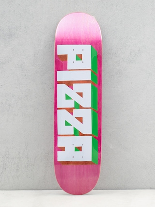 Deck Pizza Skateboards Chubs (pink)
