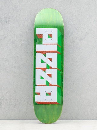 Deck Pizza Skateboards Chubs (green)