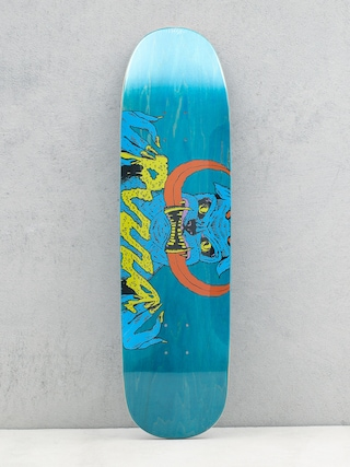 Deck Pizza Skateboards Cujo 90s Shape (sea green)
