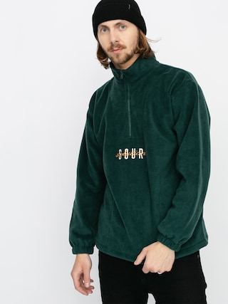 Bluza Sour Solution Spothunter Fleece (forest green)