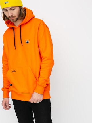 Bluza z kapturem Elade Icon Mini Logo HD (orange tiger)