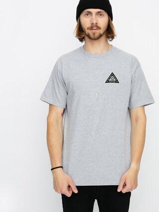 T-shirt Brixton Fulcrum Stt (heather grey)