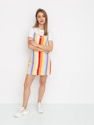 Sukienka Nike Sportswear Stripe Wmn (track red)